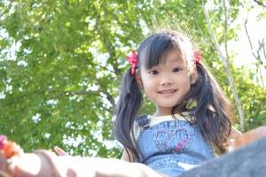 子どもの笑顔2