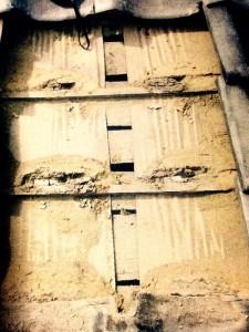 画像②屋根の穴