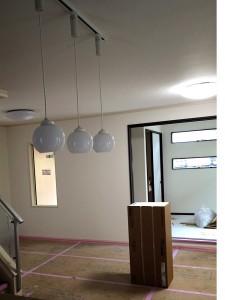画像②我が家の照明