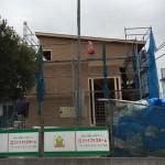 新築工事もいよいよ上棟!家の枠組み作業はたった1日で終わる【第27回】