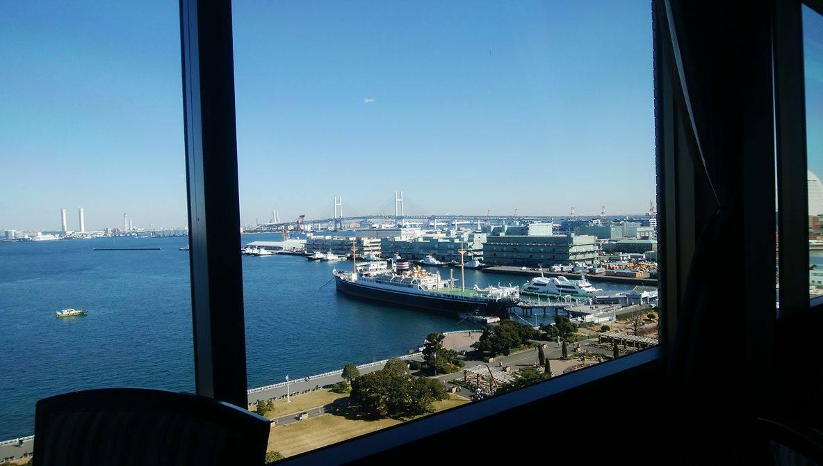 ホテルモントレ横浜_ベイブリッジ