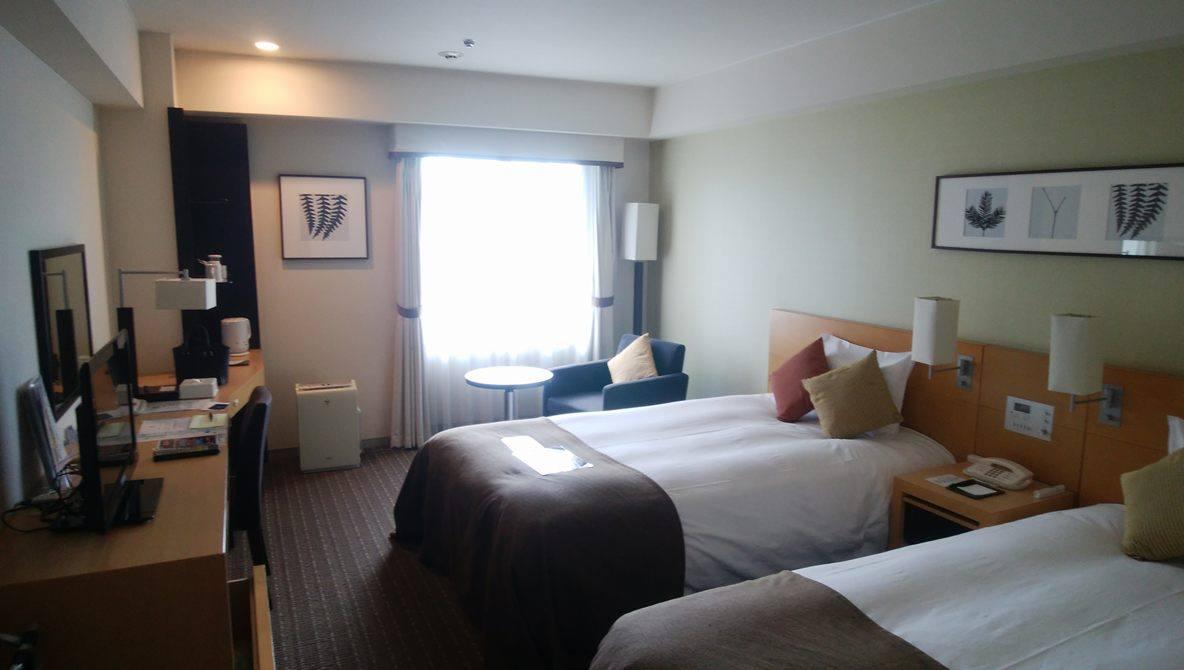 ホテルモントレ横浜_客室