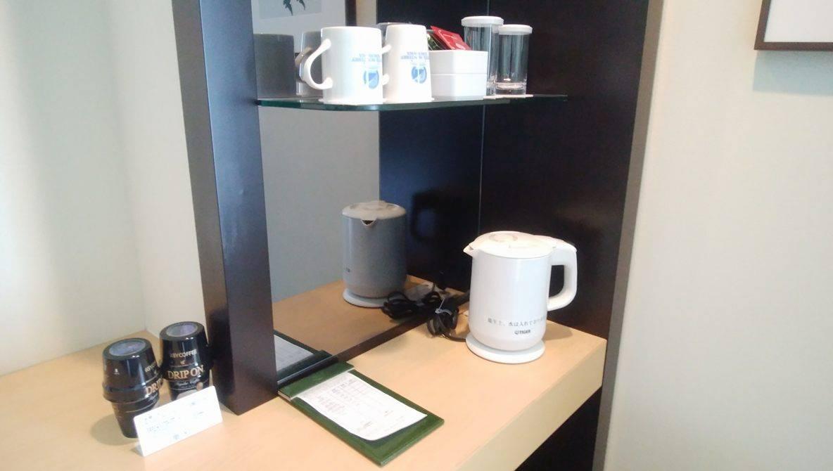ホテルモントレ横浜_紅茶