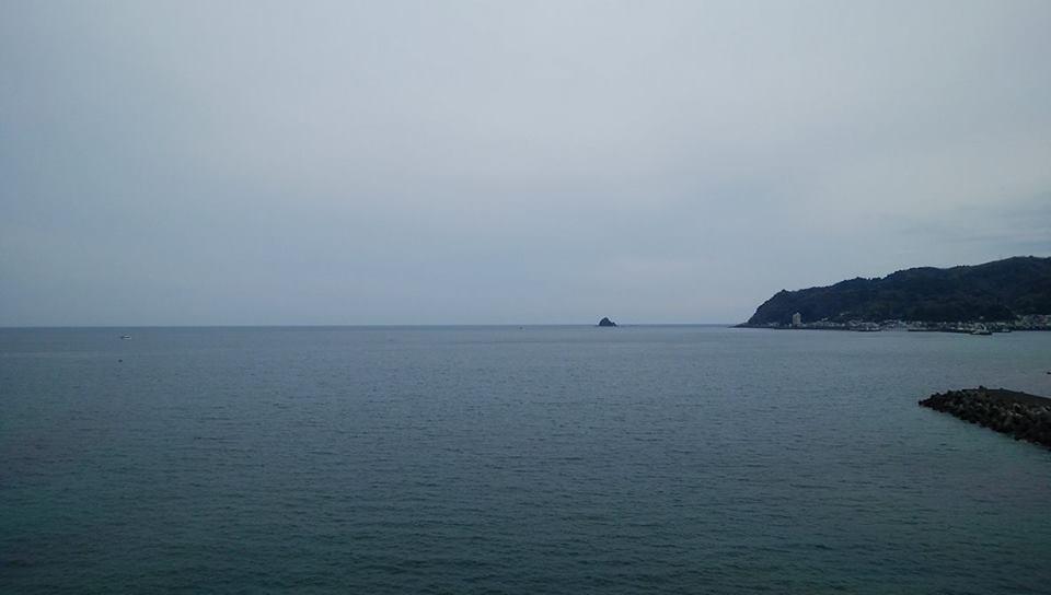 伊東_目の前の海