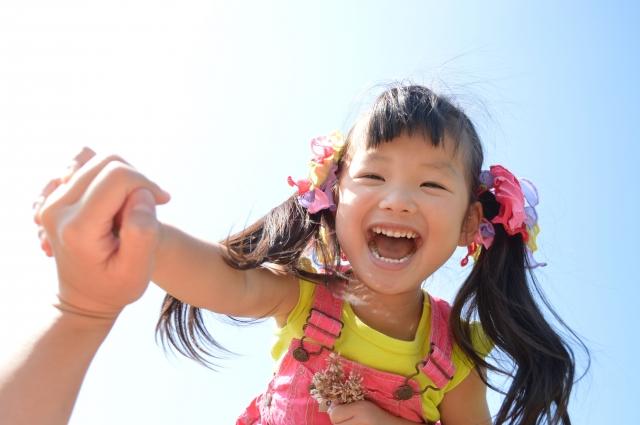 子どもの笑顔3