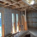 新築工事で進む内装&外装工事!透湿防水シートと断熱材について【第28回】